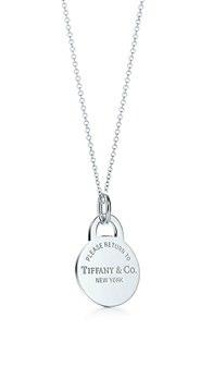 Return to Tiffany Tag Sterling, tiffany.com $100