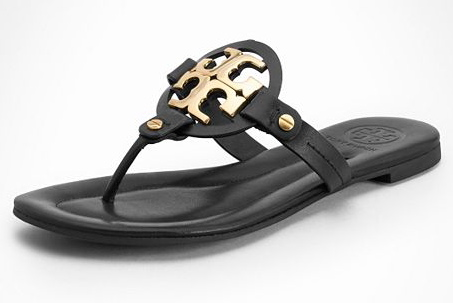 a1cbada83 The all-occasion flip-flop from Tory Burch