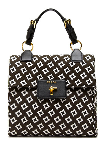 Spazzolato Tote by Prada at Gilt