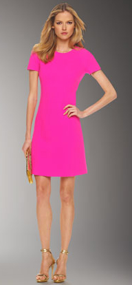 Michael Kors Stretch Boucle Dress