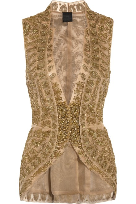 vera-wang-gold-embroidered-silkmesh-and-organza-jacket-product-1-7736478-135370979