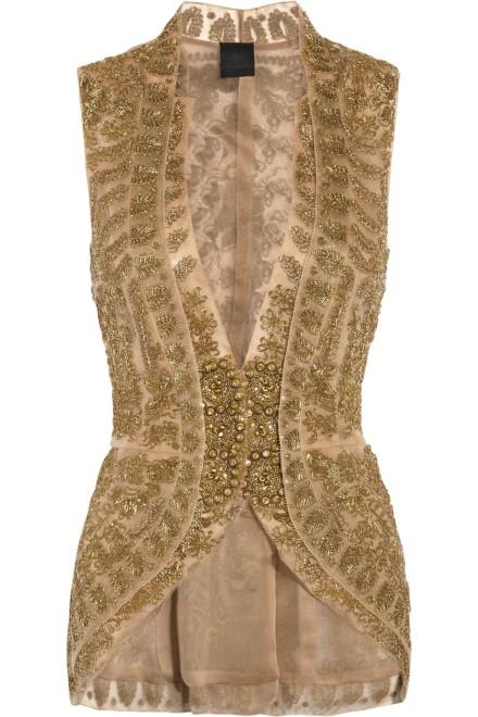 vera-wang-gold-embroidered-silkmesh-and-organza-jacket-product-1-7736478-135370979