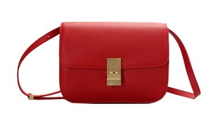 celine_box_bag_red_-_Google_Search