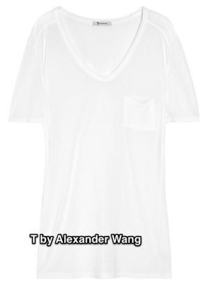 T_by_Alexander_Wang_Classic_jersey_T-shirt_NET-A-PORTER_COM