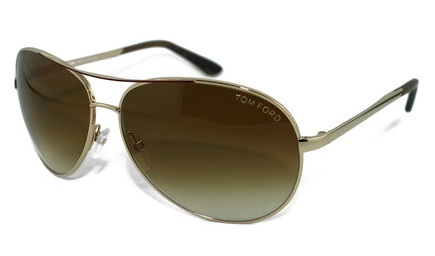 "Tom Ford ""Charles"" Aviator"