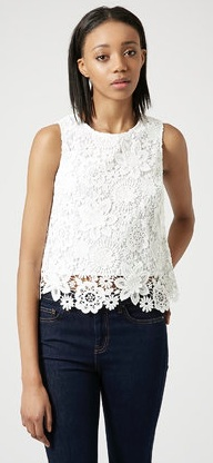 3D_Crochet_Floral_Shell_Top_-_Sleeveless_Tops_-_Tops_-_Clothing-_Topshop_USA
