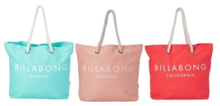 Billabong Essential Bag, SwimOutlet.com $24.95