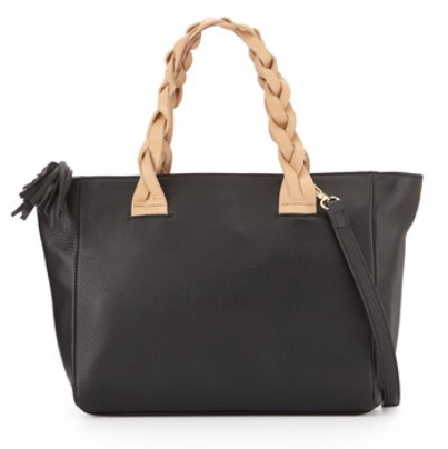 Neiman_Marcus_Greco_Two-Tone_Tote_Bag__Black