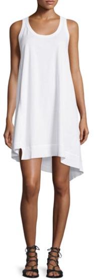 Jethro_Twist_Asymmetric_Racerback_Shift_Dress__White