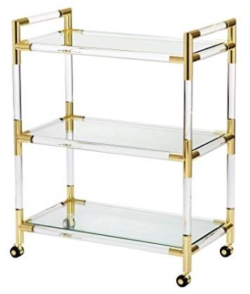 amazon_com_-_joray_modern_classic_acrylic_brass_tip_bar_cart_-_serving_carts